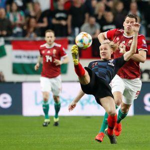 Унгарија ја победи Хрватска првпат од 1940, Захави со хет-трик за Израел против Австрија