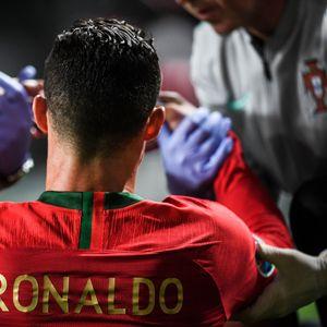 Дали Роналдо воопшто ќе може да игра против Ајакс?