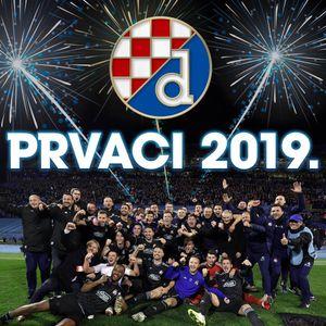 Динамо Загреб ја запечати јубилејната 20. хрватска титула!