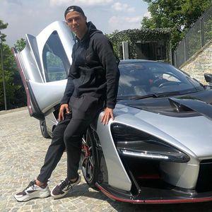 "По Бугатито, Роналдо се пофали со нов автомобилски ""ѕвер"""