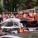 """Хаос во Берн – """"Делиите"""" тепаа Швајцарци (видео)"""
