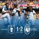 Трилер во Џенова – Запата со мега-гол донесе победа за Аталанта во 95. минута