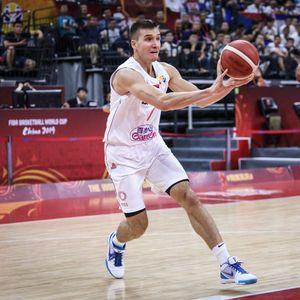 Богдановиќ сам постигнал повеќе тројки од седум репрезентации