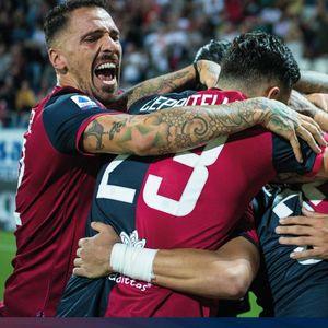 """Луд финиш на Сардинија – Каљари ја """"грабна"""" победата над Џенова"""