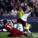 Леванте на Барди од 2:0 до 2:4 со Валенсија
