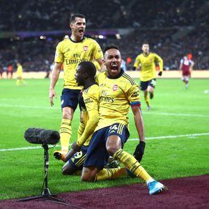 Арсенал во луди 9 минути направи пресврт за прва победа за Љунгберг