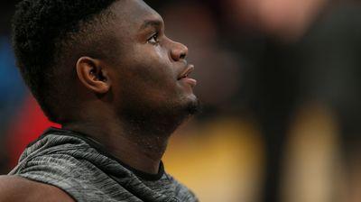 Зајон Вилијамсон заспа чекајќи на деби во НБА лигата