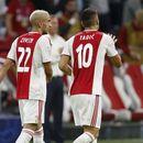 Мароканецот и Србинот од Ајакс се најдобрите асистенти во Европа