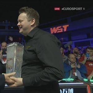 Шон Марфи доминираше за титулата од Велс опен
