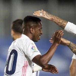 """Винисиус беше """"џокерот"""" за Реал Мадрид"""