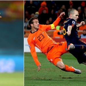 Коке со брутален одговор за Ван дер Варт: Очигледно уште не ја заборавил 2010