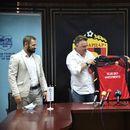 ФК Вардар доби нов сосптвеник, Блу Скај инвесмент