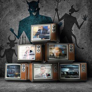 Иска ли правителството да пренасочи пари към послушни телевизии
