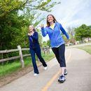 Ходете бързо за по-дълъг живот