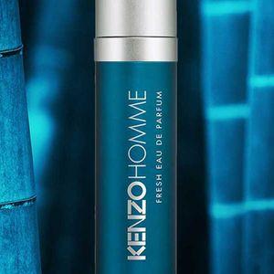 Kenzo Homme Fresh Eau de Parfum – Новo изданиe на Kenzo Homme!