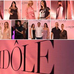 После 7 години нов парфем од Lancôme! Во Скопје беше претставен Idôle