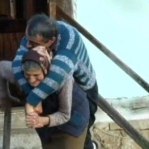 ПРИСТИГНА ПОДАРОКОТ ОД ПАРИЗ: Приказната за Олга која на грб го носи својот син го потресе регионот