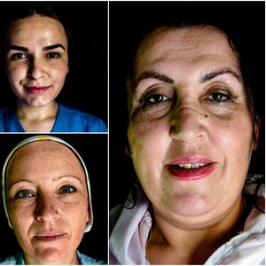ОВА СЕ НАШИТЕ ХЕРОИ: Портрети на вработените во Итната медицинска помош