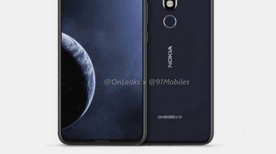Nokia 8.1 Plus рендери покажуваат punch hole камера во 6,2-инчен екран
