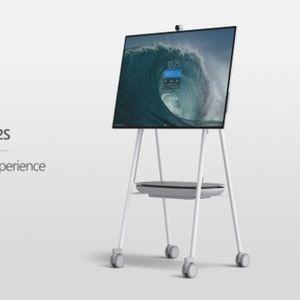 Microsoft официјално го претстави 50-инчниот Surface Hub 2S