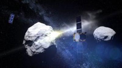 NASA ќе му плати на SpaceX да бомбардира астероид