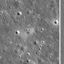 НАСА објави фотографија од местото каде падна израелското летало на Месечината