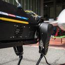 Куче робот влечеше три тони тежок патнички авион на аеродром во Италија