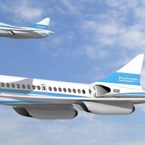 Јапонците купуваат авион кој ќе лета со 2.300 км/ч