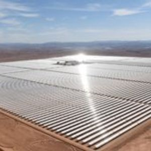 Најголемата соларна фарма на светот произведува струја за два милиони луѓе