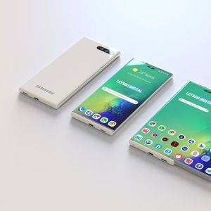 Патент на Samsung го прикажува Galaxy S11 со слајдер екран