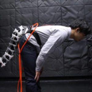 Јапонците создадоа роботска опашка за луѓе