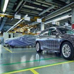 BMW ја тестира технологијата за производство на iNext