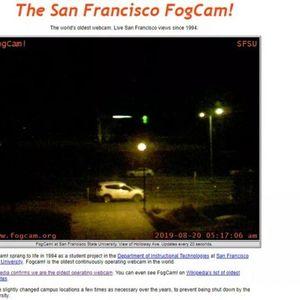 Последен поздрав за најстарата веб камера на светот