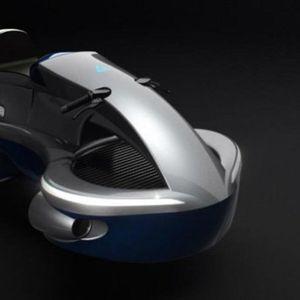 Јапонците креираа летачки мотоцикл