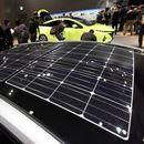 Toyota работи на автомобил со соларeн погон