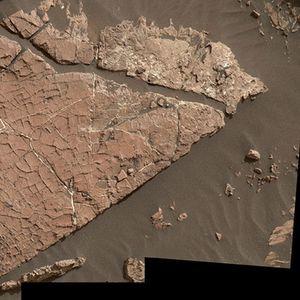 Откриени цврсти докази за древна оаза на Марс