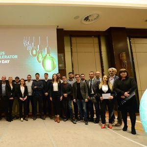 На првиот Демо ден на СЕАВУС АКЦЕЛЕРАТОР десет компании се натпреваруваа за инвестиција од 30.000 евра