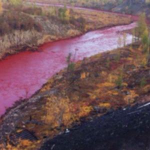 """Чудо на природа што може да се види само во посебни денови – """"Црвената Река"""" во Перу"""