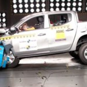 Вака изгледа сообраќајна несреќа без воздушно перниче