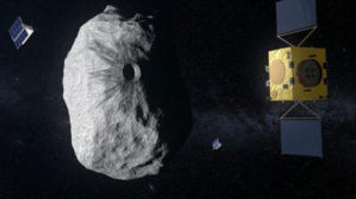 Европската вселенска агенција ја одобри мисијата Хера против астероиди