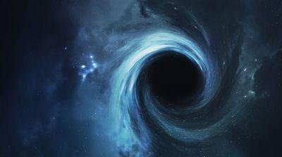 Откриена огромна црна дупка во нашата Галаксија