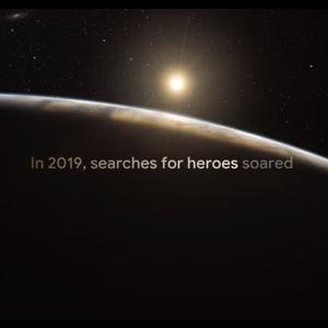 Најпребарувани работи на Google за 2019. година