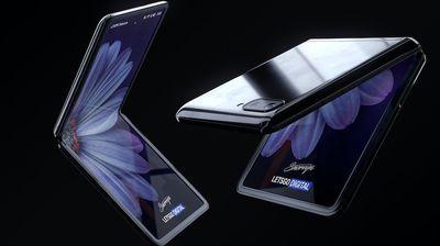 Вака би можел да изгледа Samsung Galaxy Z Flip