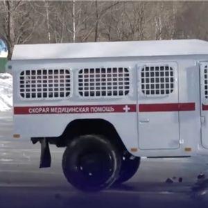 """Русите преуредија џип """"Тојота"""" во возило за брза помош"""