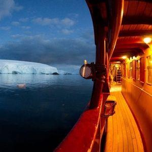 Антарктик: Алармантно откритие под глечерот на Судниот ден