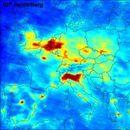Блокадата поради коронавирусот го исчисти воздухот во Европа