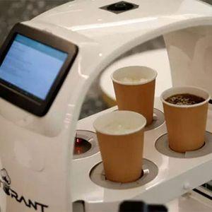 Роботи во Јужна Кореја прават и послужуваат пијалоци (ВИДЕО)