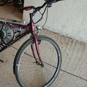 Електричен велосипед со мотор од машина за перење достигнува над 100 км/ч