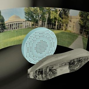 MIT инженерите развија рамна fisheye леќа
