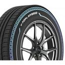 Прва хибридна гума: Комбинира сегмент што не е полнет со воздух со друг полнет со воздух!
